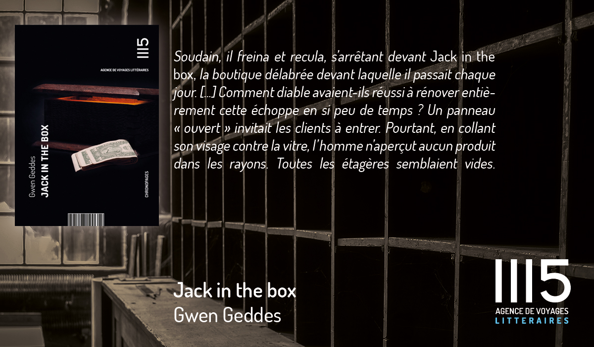 extrait Jack in the box